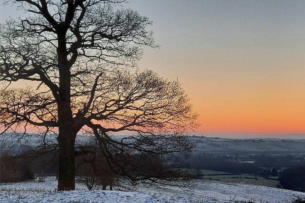 Brill in Buckinghamshire