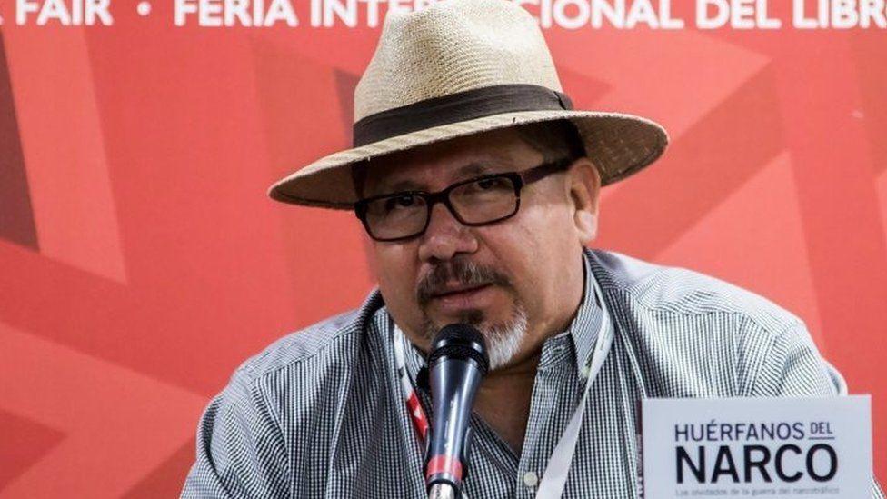 Javier Valdez. Photo: November 2016