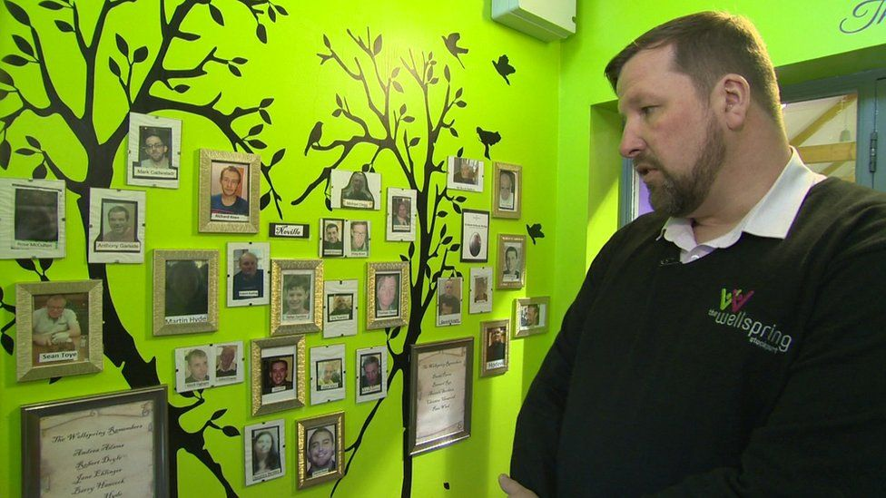 Jonathan Billings and homeless deaths wall