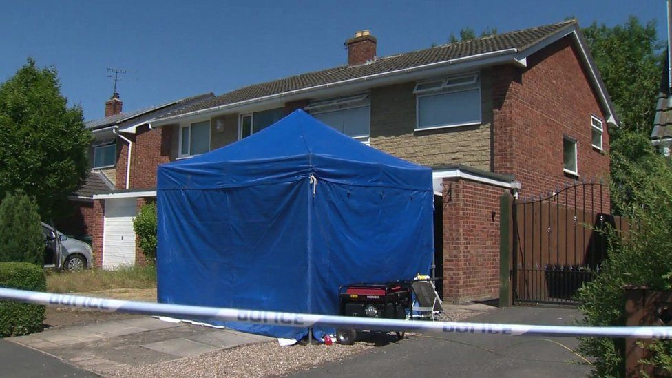 House on Westbourne Road searched by police