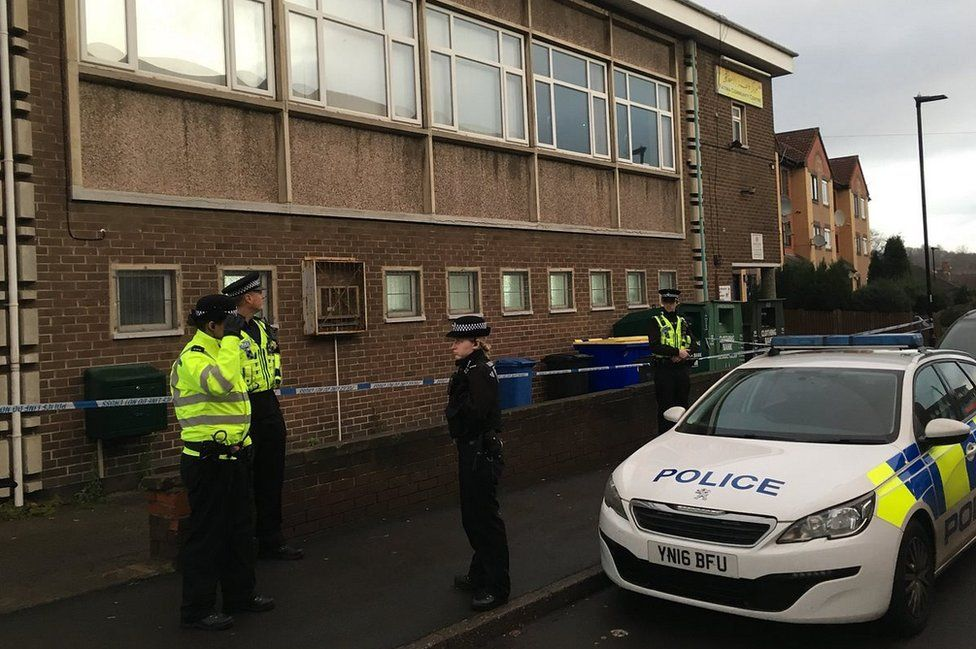 Police in Burngreave
