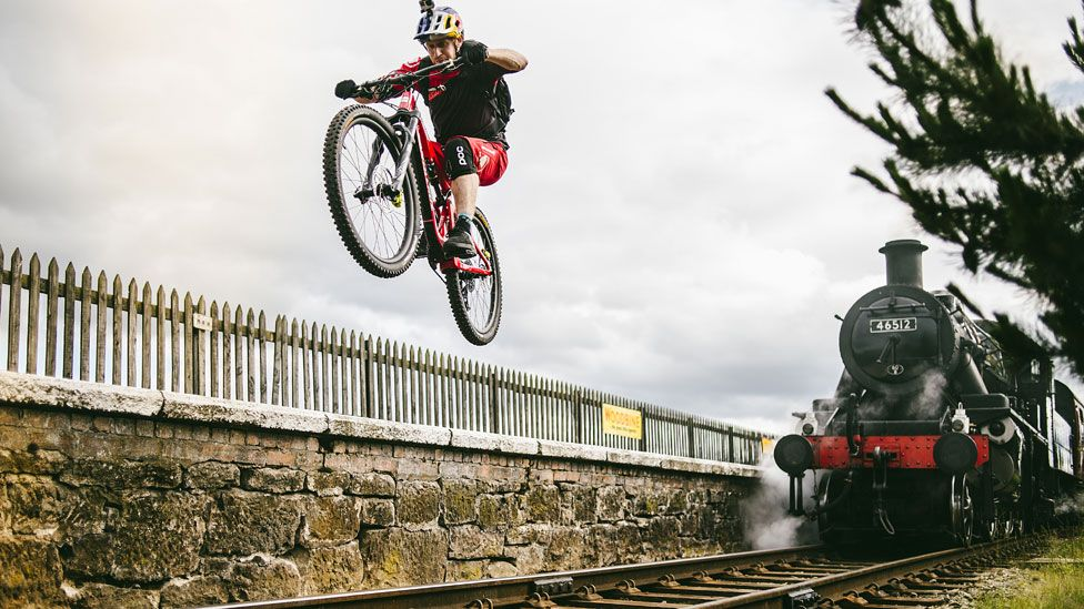 Danny MacAskill in new film