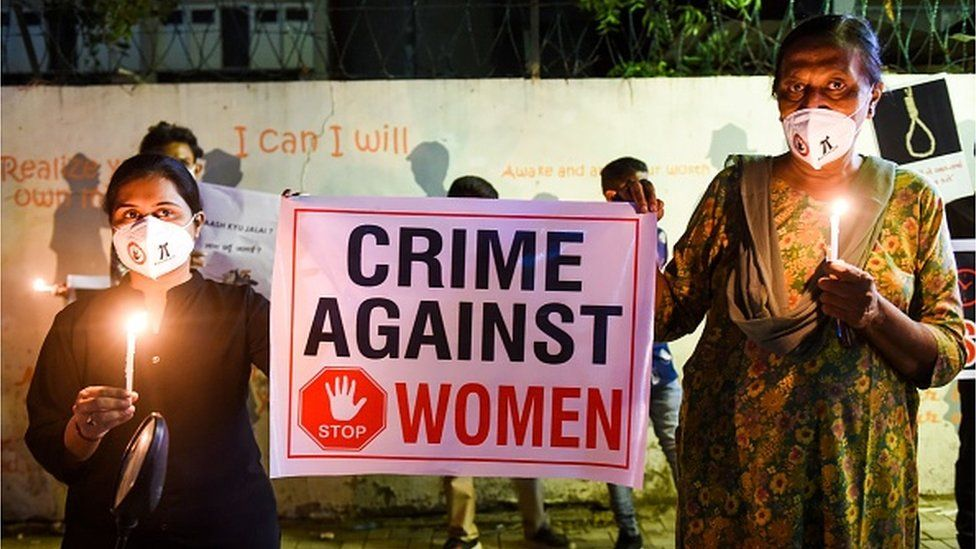 India crime against women