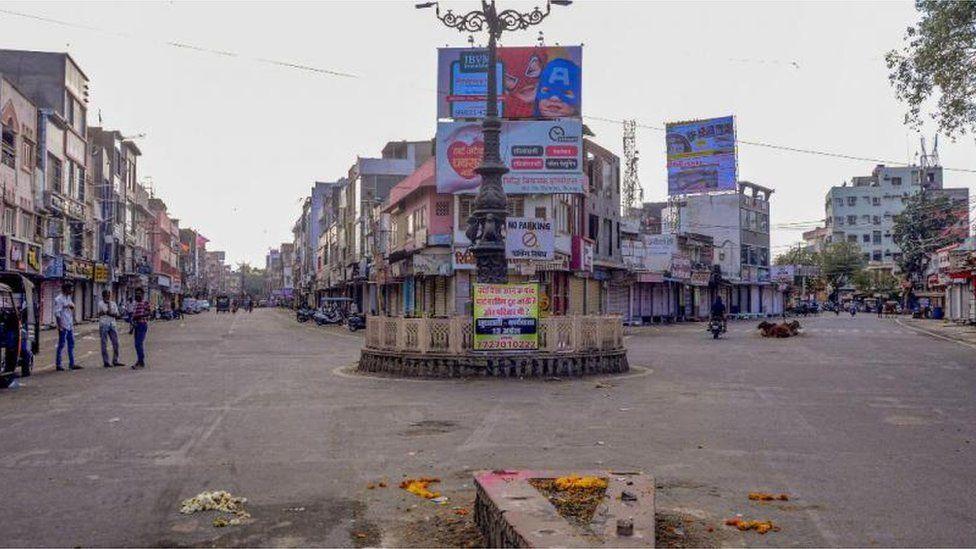 Bhilwara curfew
