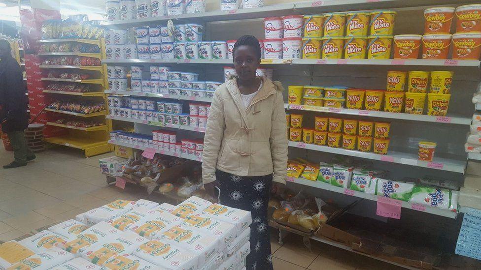 Margaret Wambui