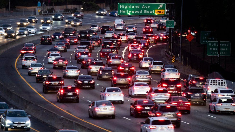 Trump strips California of power to set auto emission standards
