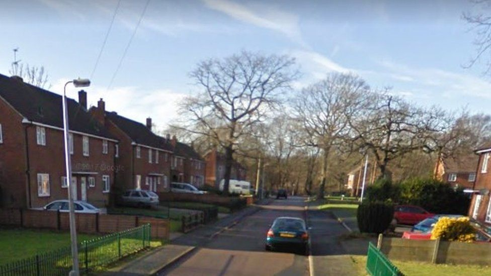 Spitfire Road, Kings Hill