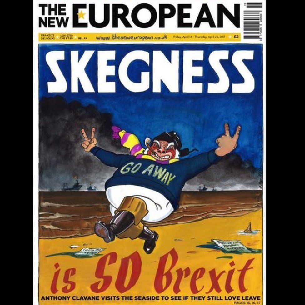 New European Magazine
