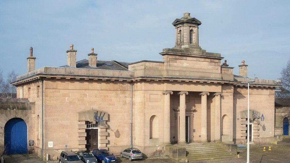 Knutsford Courthouse