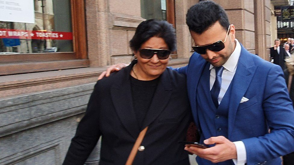 Arti Dhir and Kaval Raijada