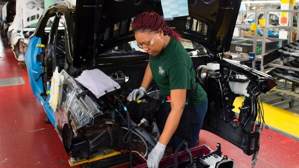 US jobs growth in shock May slowdown