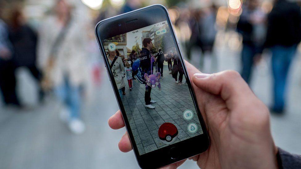 Pokemon Go app