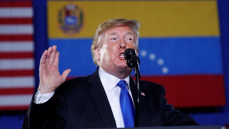 Como Trump foi do desinteresse pela América Latina a uma 'política de castigos e ameaças'
