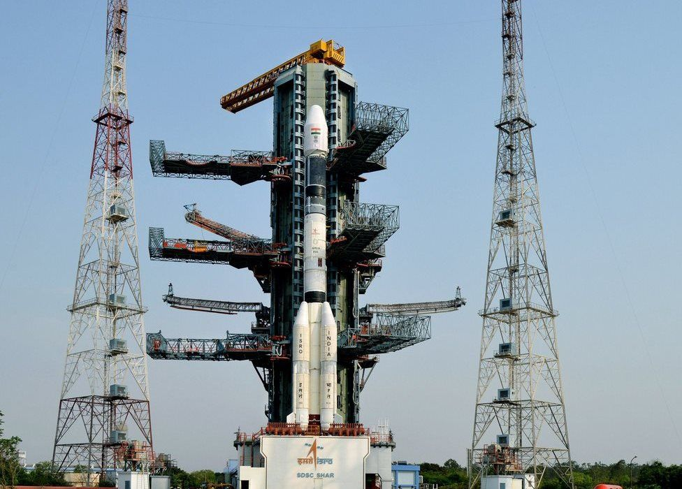 File photo of GSLV