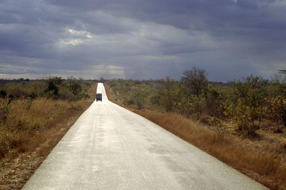 Bujumbura road