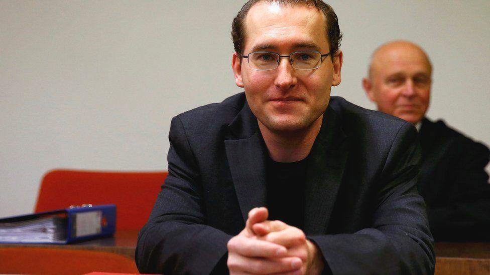 Markus Reichel appears in court