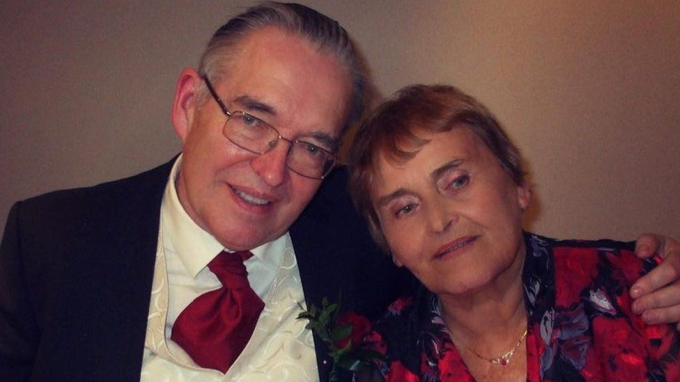 Allen and Jenny Pattrick