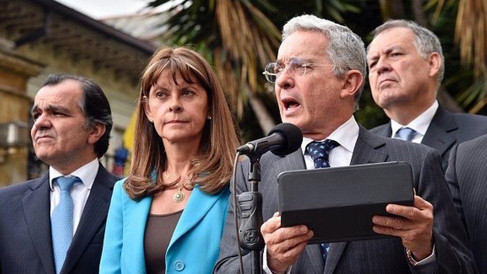 Colombia: la polémica por la finca agropecuaria El Ubérrimo, del ...