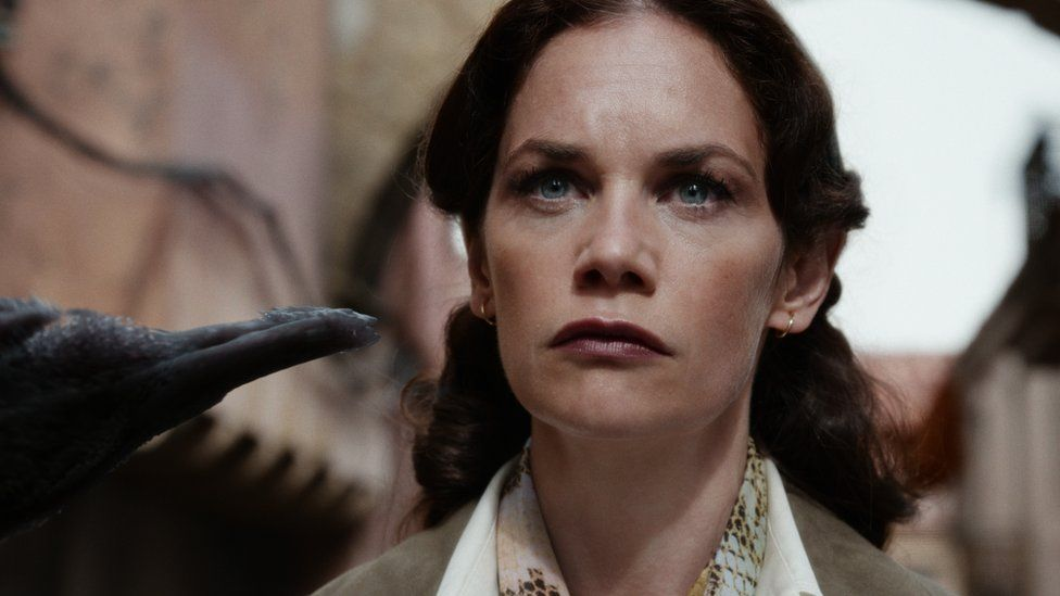 Ruth Wilson as Mrs Coulter
