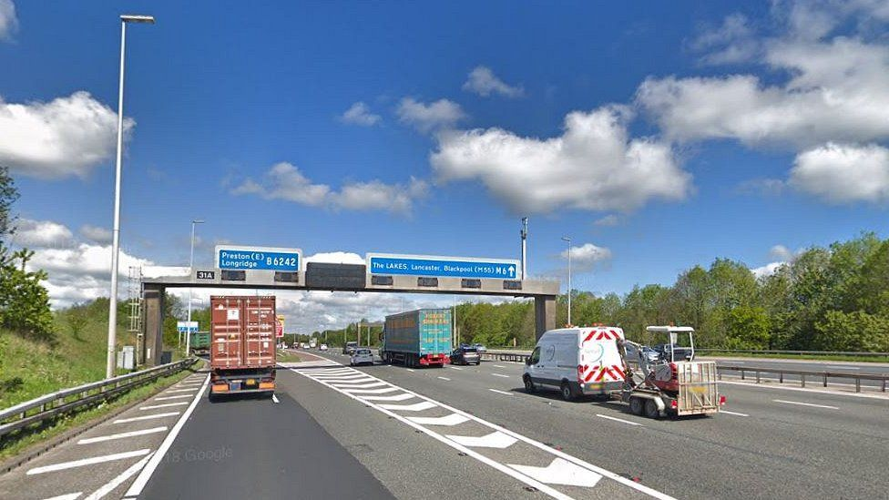 M6 junction 31A