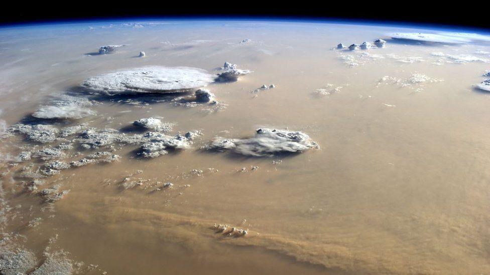 Como o deserto do Saara participa do regime de chuvas da Amazônia, a 5 mil km de distância