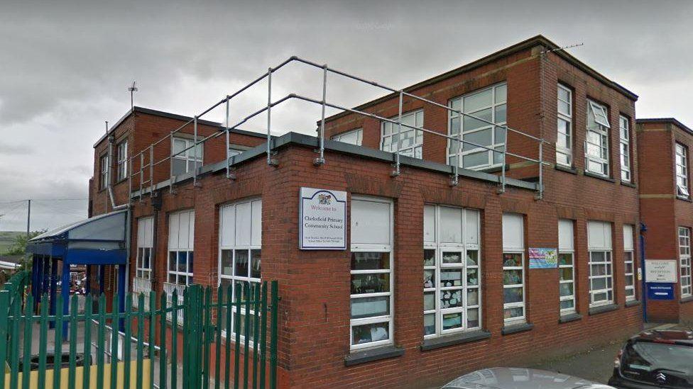 Clarksfield Primary School, Oldham