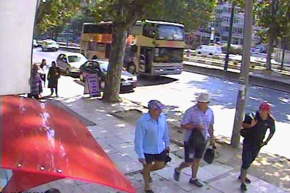 Three Russian hitmen in Istanbul