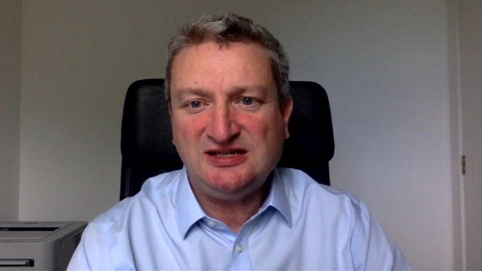 Professor of Criminal Justice Policy at De Montfort University, Gavin Dingwall