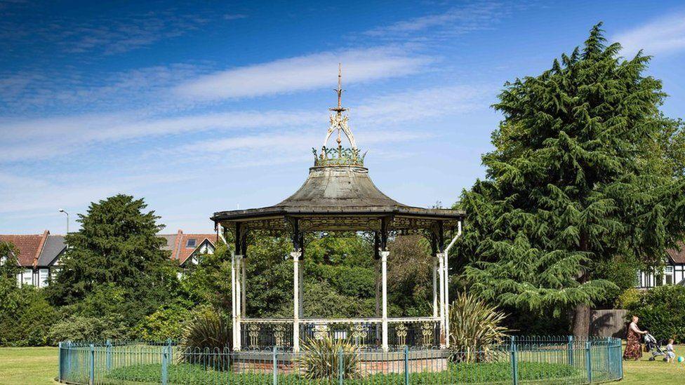 Beckenham bandstand