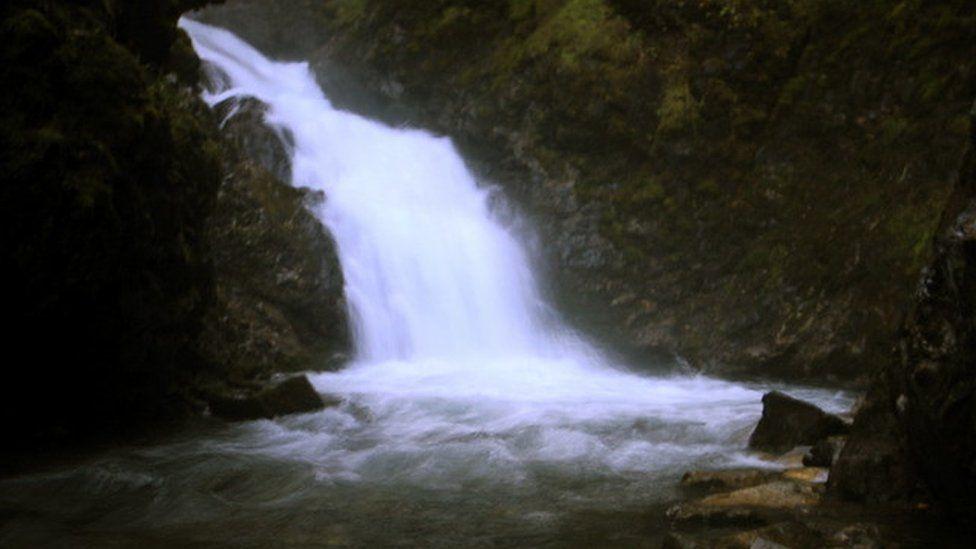 Thunderbird Falls