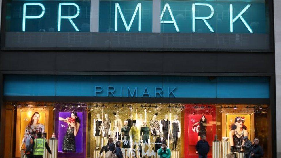 Primark store on Oxford St