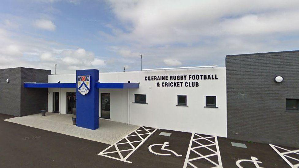 Coleraine Rugby Ground