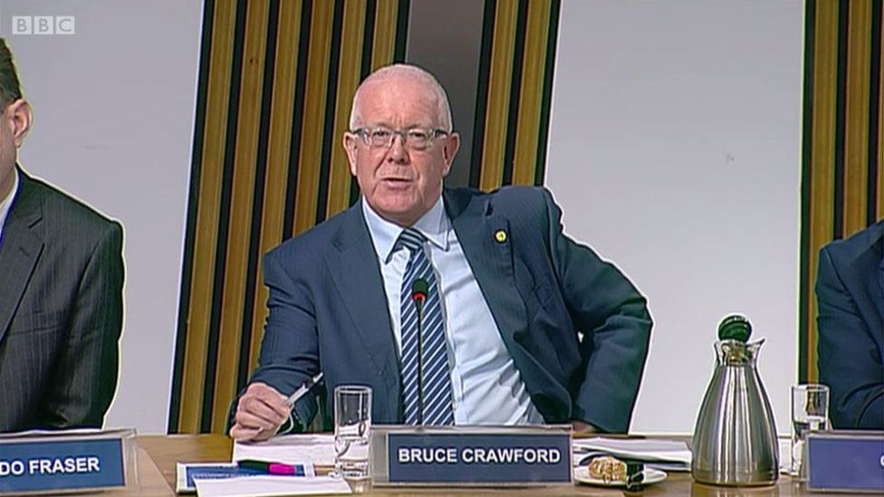 Bruce Crawford