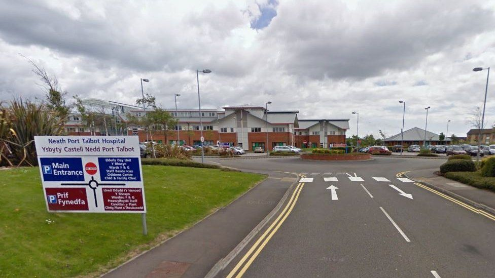 Neath Port Talbot Hospital