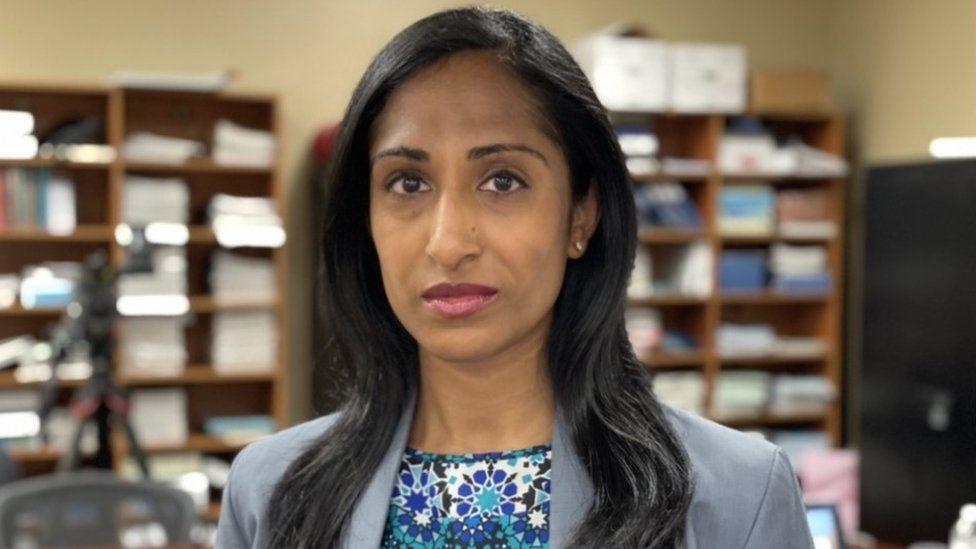 Defence attorney Alka Pradhan