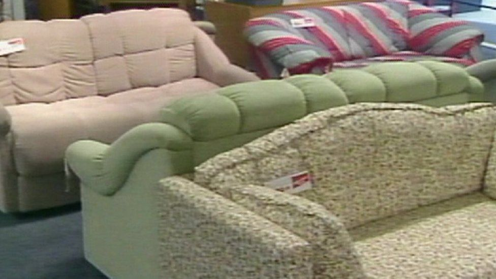 Furniture prior to 1988 was allowed to use much more flammable foam for cushioning