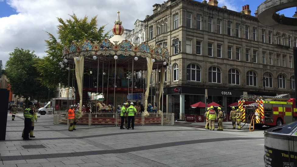 Incident at Queen St