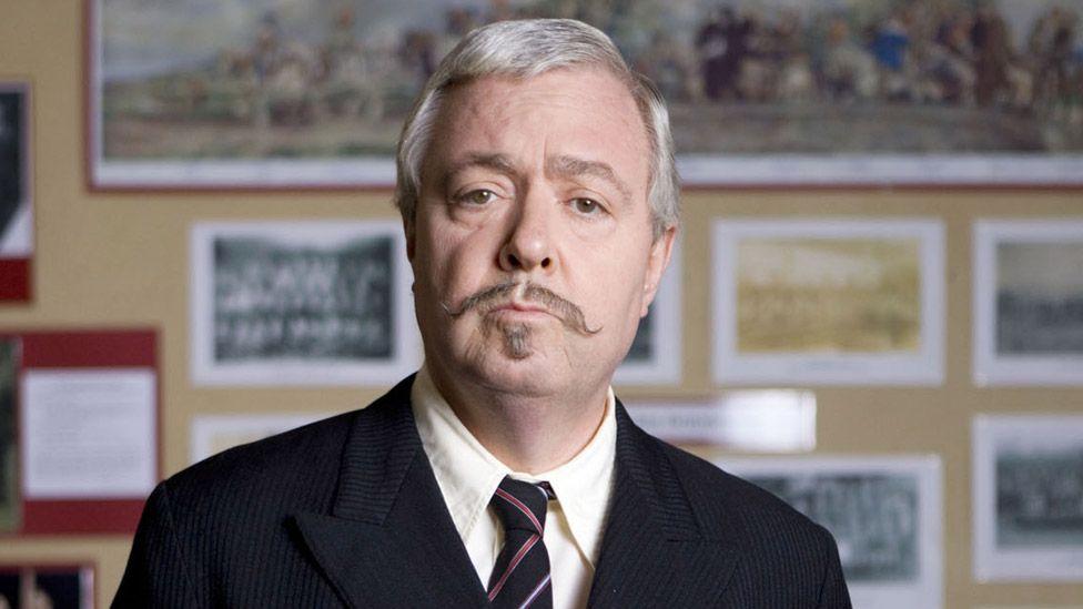 John Sessions in Just William