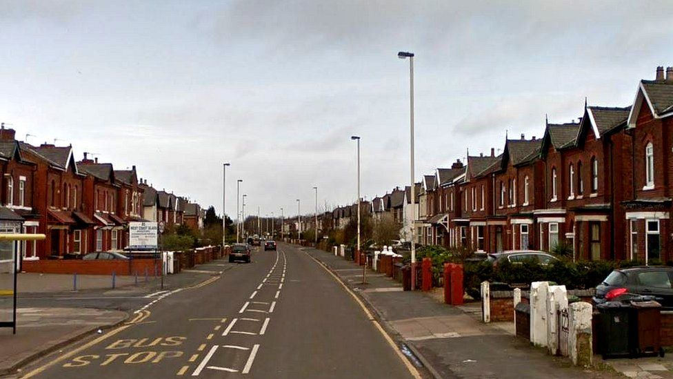 Eastbourne Road, Southport
