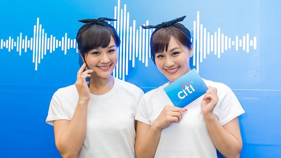 Models at Taiwan launch