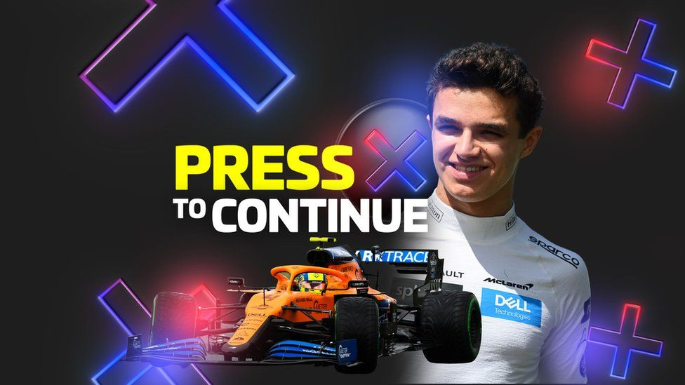 Press X to Continue logo