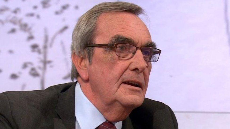 Roger Godsiff on the BBC's Victoria Derbyshire programme