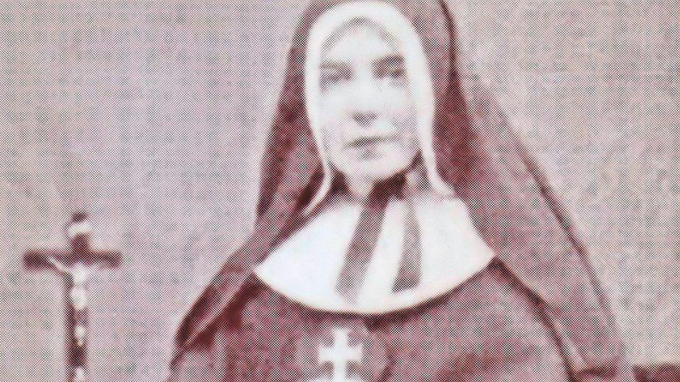 Sister Elizabeth Prout