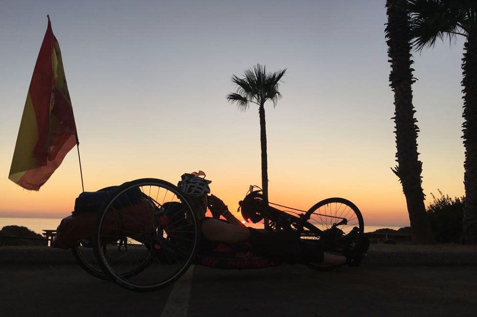 Darke in southern California