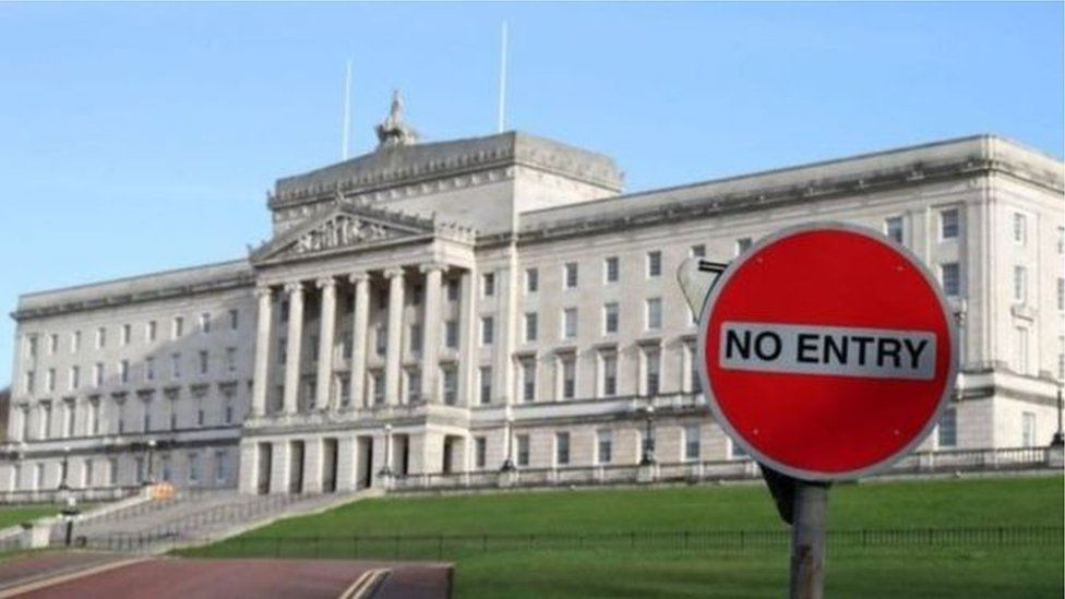 no entry stormont