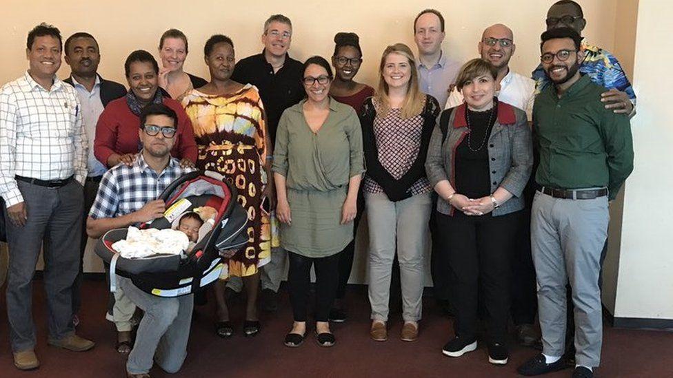 Health professionals gather in Addis Ababa, Ethiopia