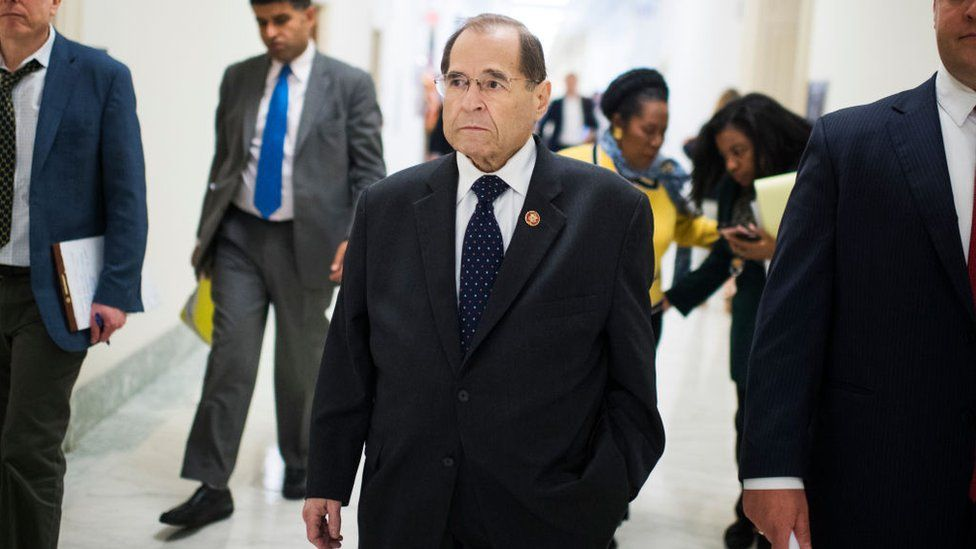 Congressman Nadler is leading the Democratic charge in Congress