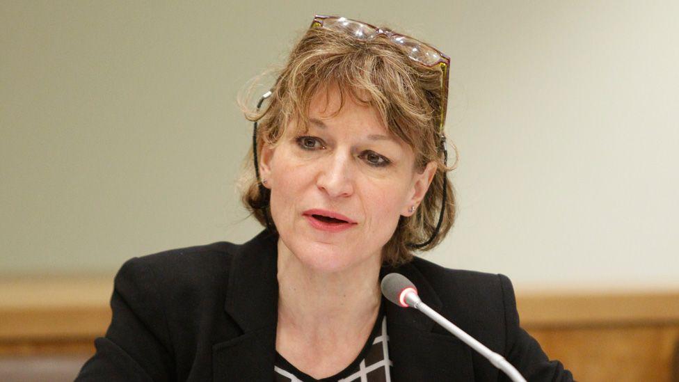 Agnes Callamard, UN special rapporteur on extra-judicial executions