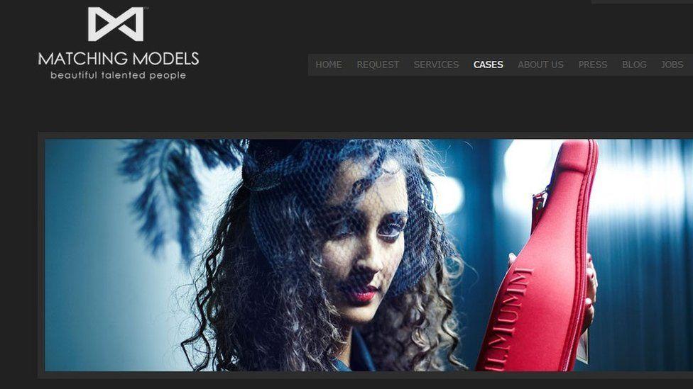 Matching Models website
