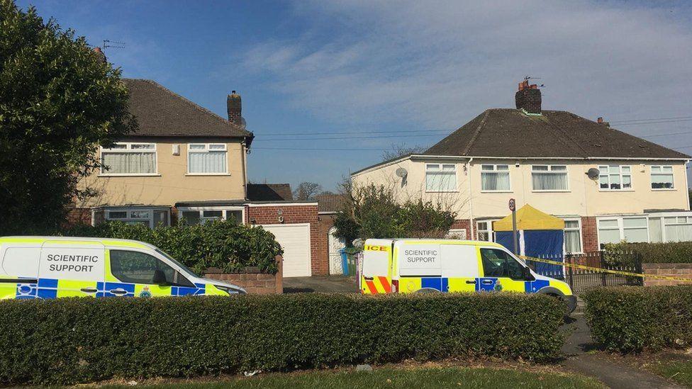 Woolton murder probe